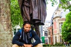 London Day 3-8-84