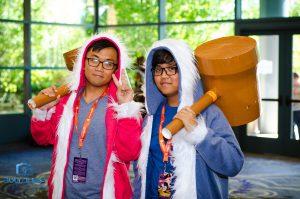 Ice Climbers Anime Weekend Atlanta AWA 2017