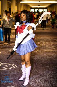 Sailor Saturn Anime Weekend Atlanta AWA 2017
