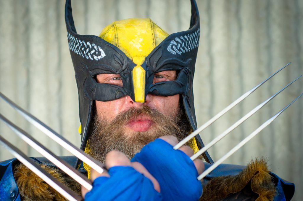 MOMOCON 2019 Wolverine