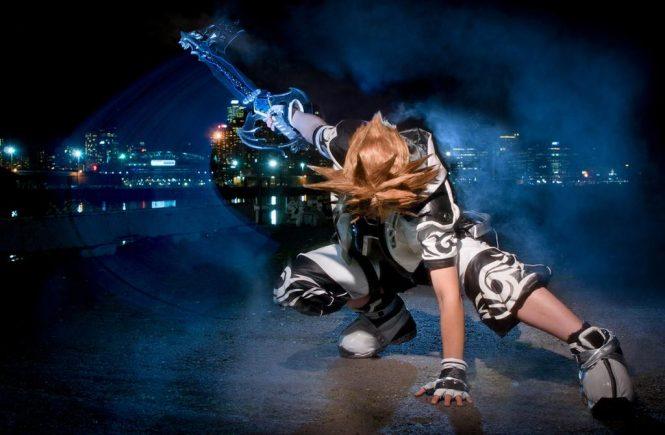 Sora Cosplay By K-Tetsu Photo By Elias Lopez